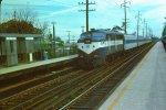LI 618 on WB Oyster Bay train